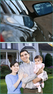 Car, Family House - Auto Insurance in Florence, KY